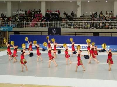 ダンス部が第6回チアダンス日本オープン選手権大会に出場しました:画像3
