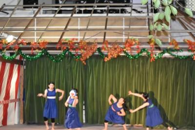 ダンス部が八柱神社奉納祭に参加しました:画像3