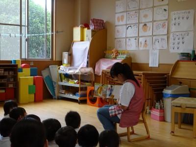 幼児教育学科第一部1年生「初めての実習」:画像1
