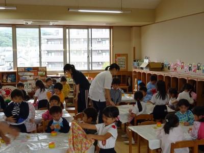 幼児教育学科第一部1年生「初めての実習」:画像3