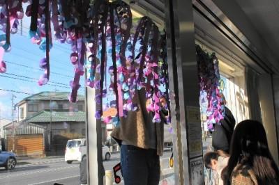 「美しい街岡崎」 岡信ウィンドウディスプレイ展示開始!!:画像2