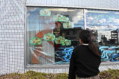 「美しい街岡崎」 岡信ウィンドウディスプレイ展示開始!!:画像3