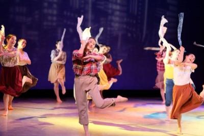 ダンス部が定期公演を開催しました。:画像3