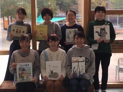 授業紹介:鈴木ゼミ 第一早蕨幼稚園での絵本読み聞かせ