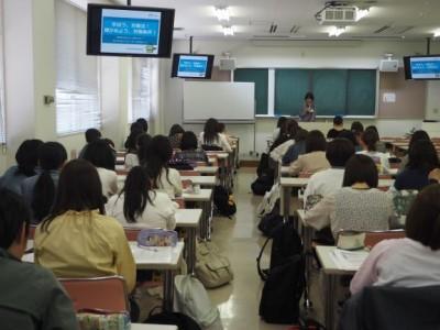 ブラックアルバイトに関する講習会を実施しました。:画像2