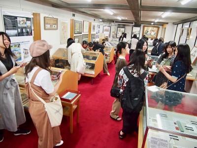 現代ビジネス学科「産学連携講座」名古屋での校外学習