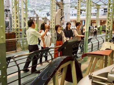 現代ビジネス学科「産学連携講座」名古屋での校外学習:画像4