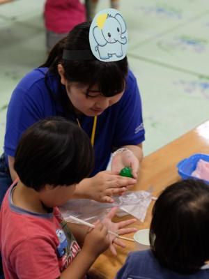 豊田市子育て総合支援センター「あいあいフェスタ」に参加しました:画像3