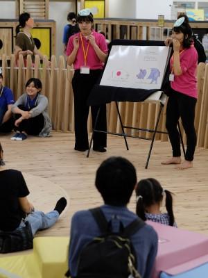 豊田市子育て総合支援センター「あいあいフェスタ」に参加しました:画像4