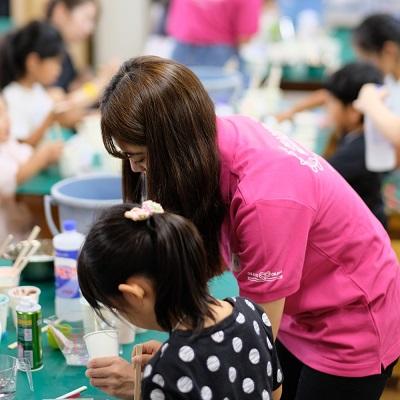 協働推進センター『夏休み子ども広場』開催の報告:画像2