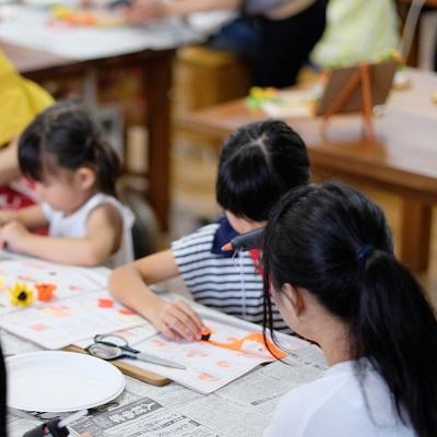 協働推進センター『夏休み子ども広場』開催の報告:画像4