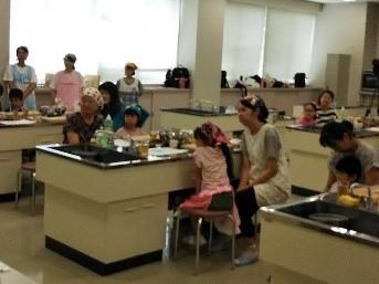 親子クッキング教室を開催しました。:画像2