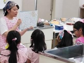 親子クッキング教室を開催しました。:画像3