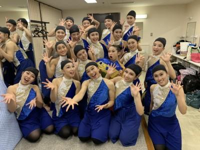 静岡西部高校ダンス発表会にゲスト出演しました:画像1