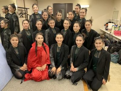 静岡西部高校ダンス発表会にゲスト出演しました:画像2