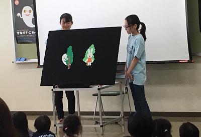 ボランティアサークル「ホビット」が読み聞かせ -せなけいこ展(刈谷市美術館)ー:画像2