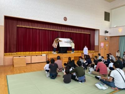 ボランティアサークル「ホビット」が読み聞かせ ―第一早蕨幼稚園「子どもまつり」―:画像2