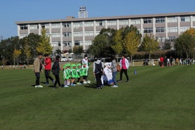 第13回キッズサッカーフェスティバル in 豊田