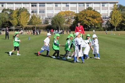 第13回キッズサッカーフェスティバル in 豊田:画像2