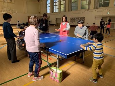 障がい者スポーツ体験会に参加して:画像2