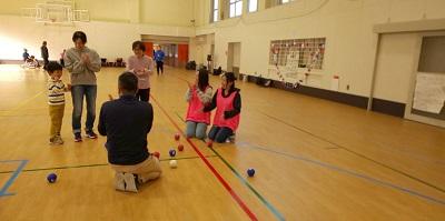 障がい者スポーツ体験会に参加して:画像4