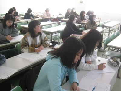 愛知県教育委員会学内就職ガイダンス:画像2