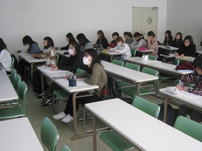 愛知県教育委員会学内就職ガイダンス:画像3
