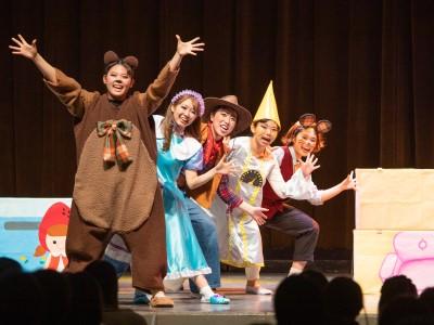 児童文化研究部はとぽっぽが定期公演を行いました。:画像2