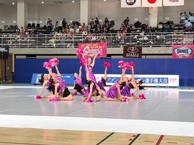ダンス部が準優勝しました。:画像3