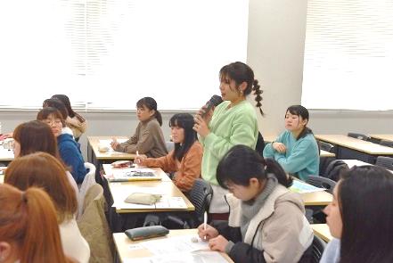 学びがいっぱい!~1Sクラスボランティア活動報告会~:画像4
