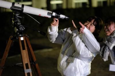 第6回ネイチャーウォッチング「星空ウォッチング」開催の報告:画像2