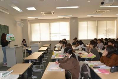 今後の学びや実習に生かそう!~1Tクラスボランティア活動報告会~