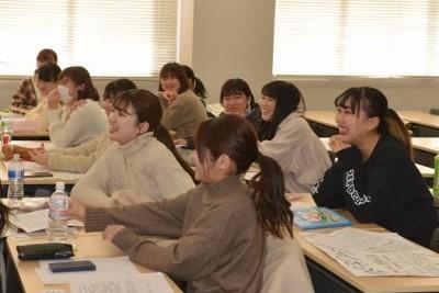 今後の学びや実習に生かそう!~1Tクラスボランティア活動報告会~:画像3