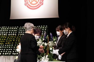 本学学生が「岡崎市平和祈念式」に参列しました!:画像3