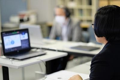 岡崎大学懇話会 学生フォーラムで学生が報告しました!