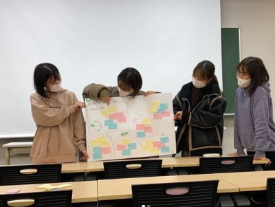 学校教育コースの「教職実践演習」(小)の授業で、国際協力やSDGsについての授業を行いました:画像1