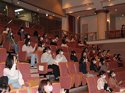 新入生向け通学マナー講習会を開催しました