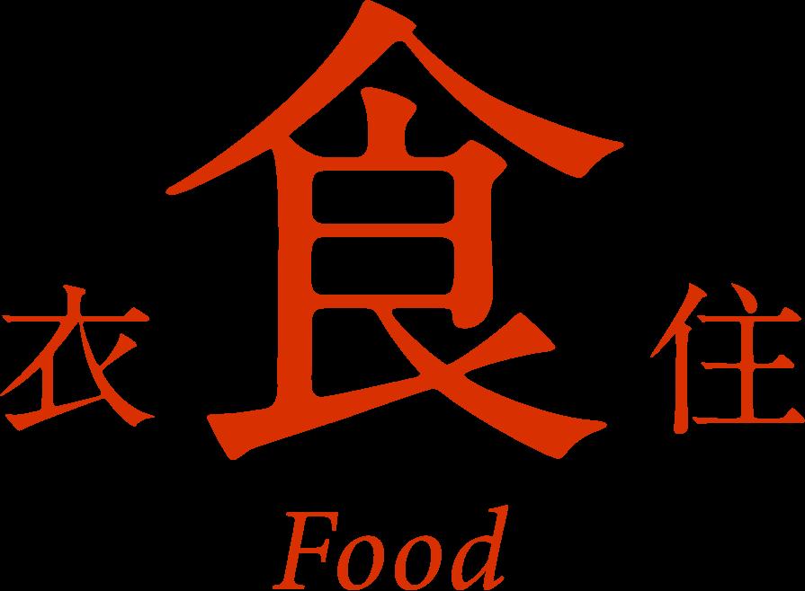 衣食住 Food